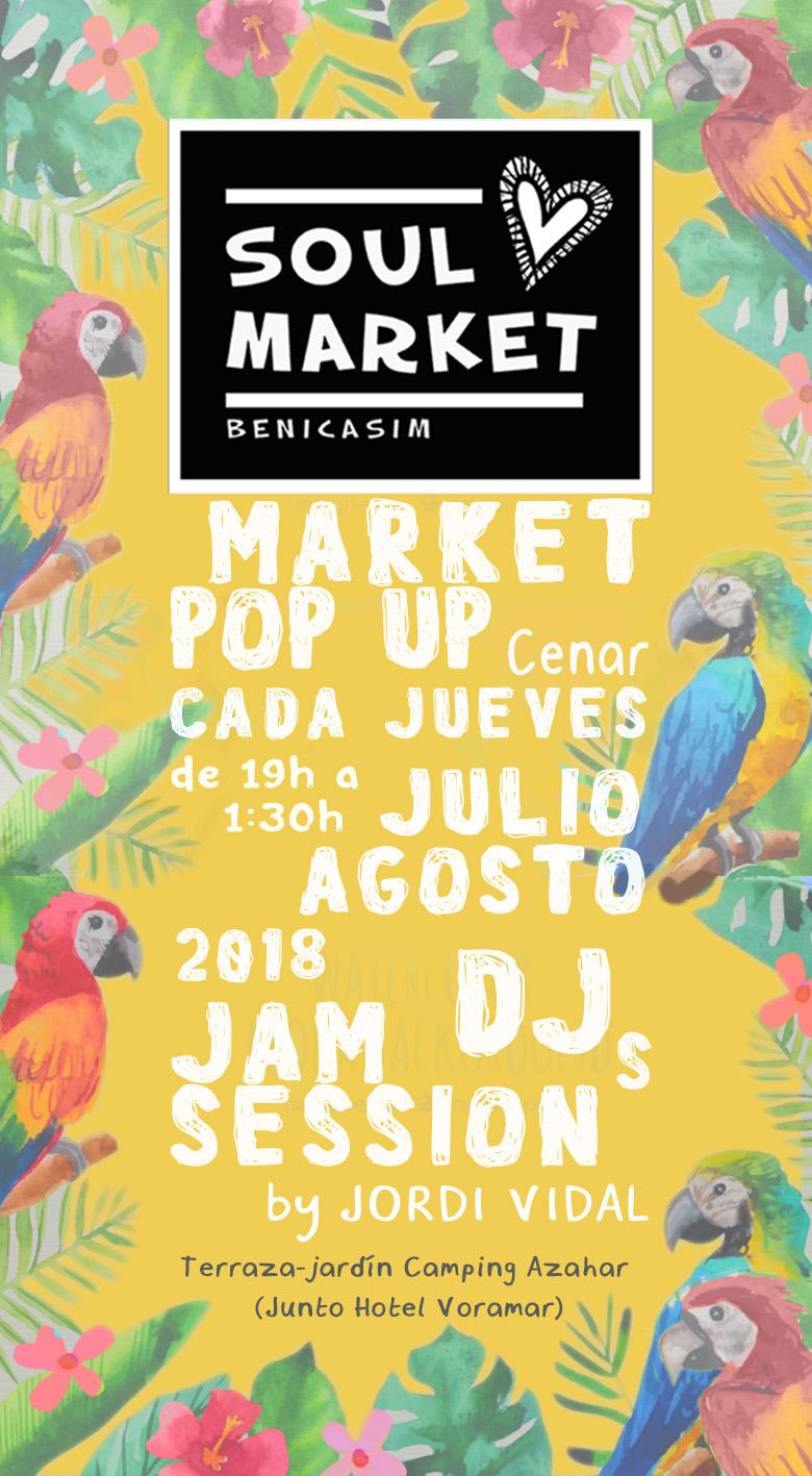 Cartel Soul Market 2018