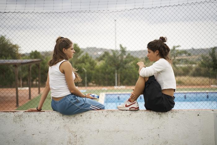 Carmen y Lucía