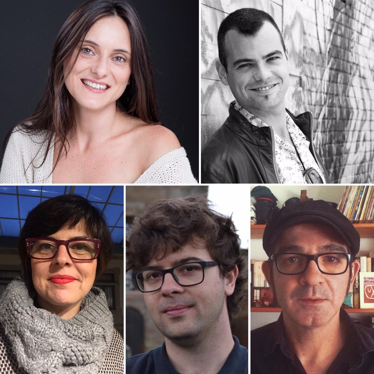 Miembros Jurado Cineculpable 2018