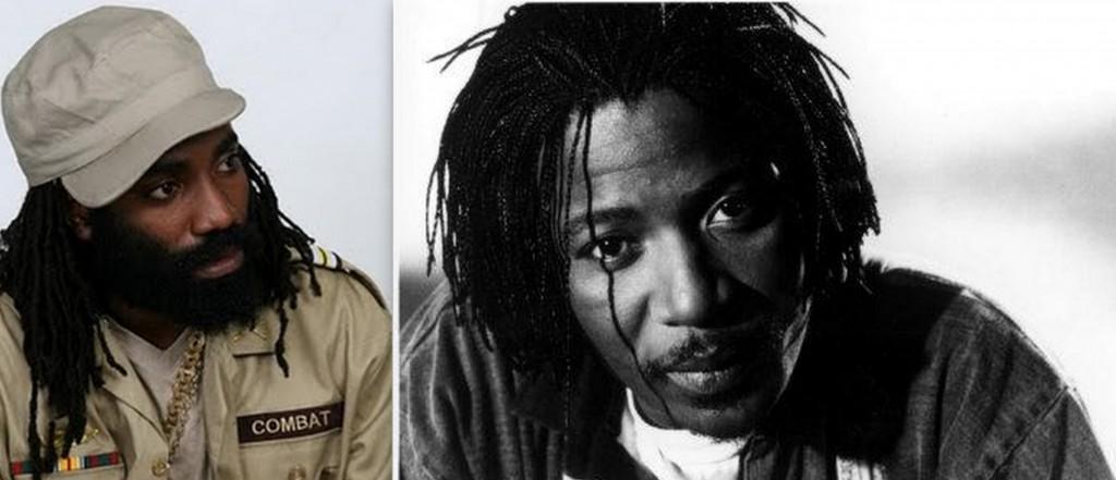 Ginjah y Alpha Blondy, dos de los músicos de referencia confirmados.