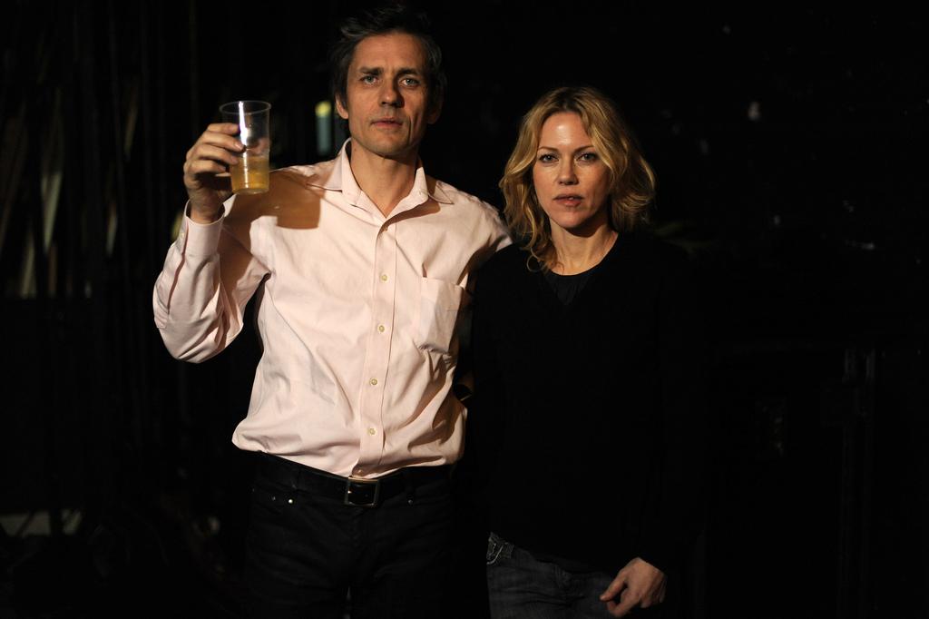 Dean & Britta (Paco Poyatos / Blank Paper).