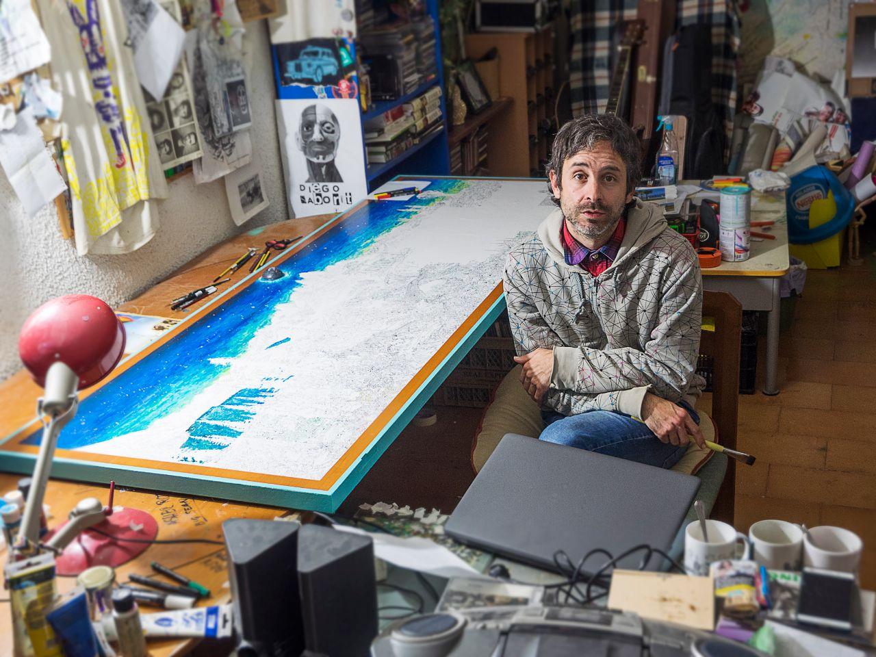 Artistes de Castelló. Generación de los 80