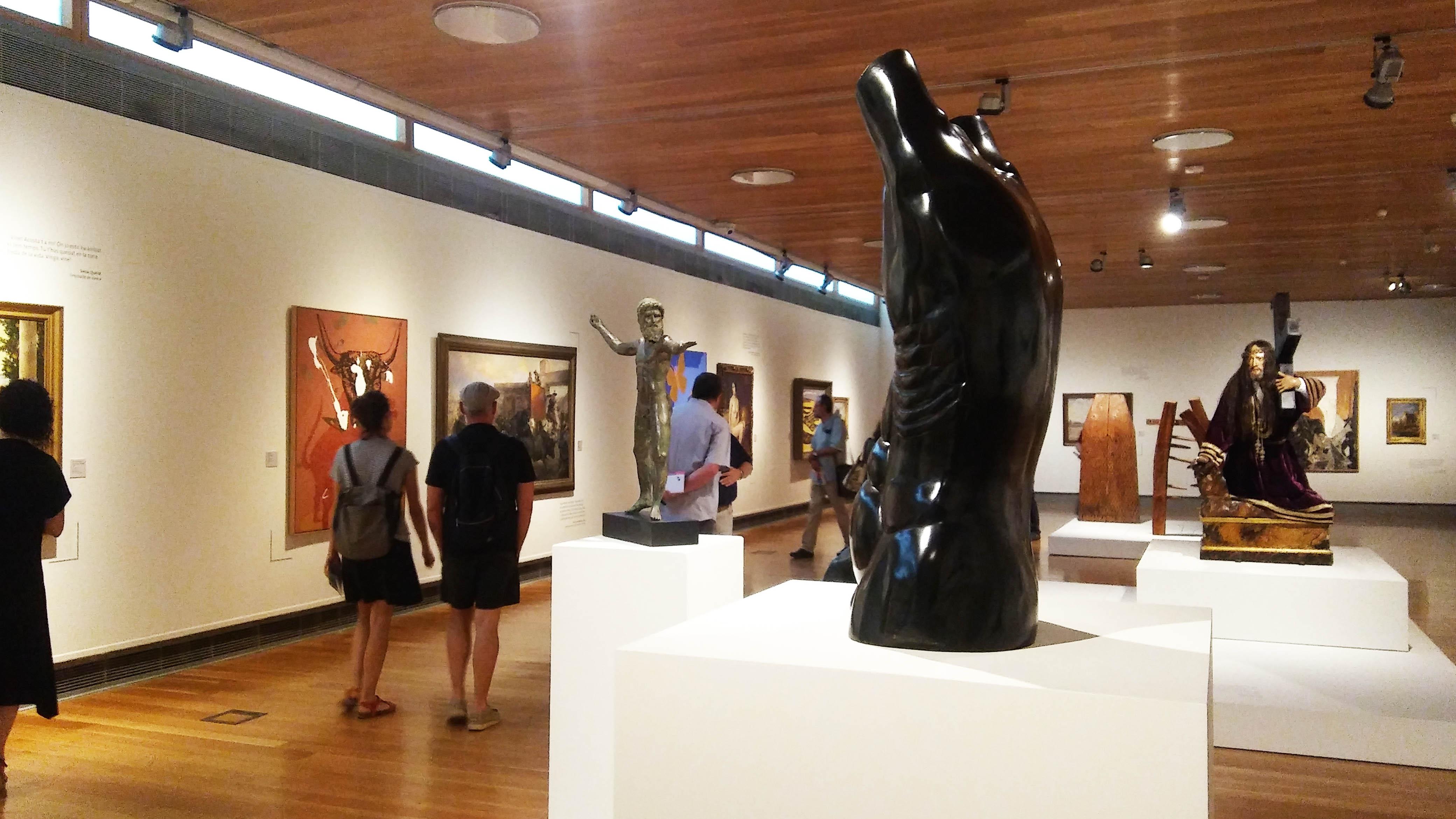 Exposición Museu y MACVAC