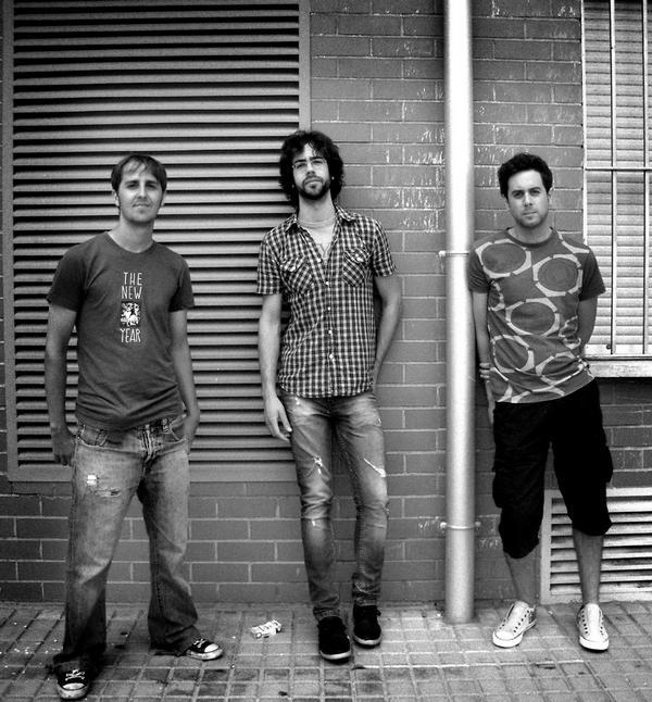 Joan, Mateu y Torrico. The Last Band.